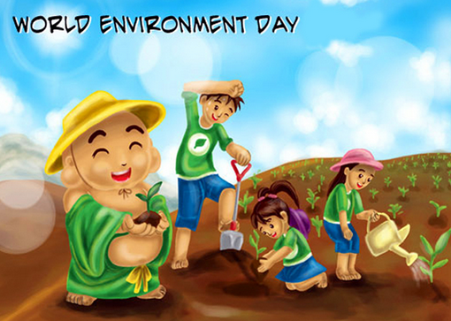 World Environmental Day images wishes