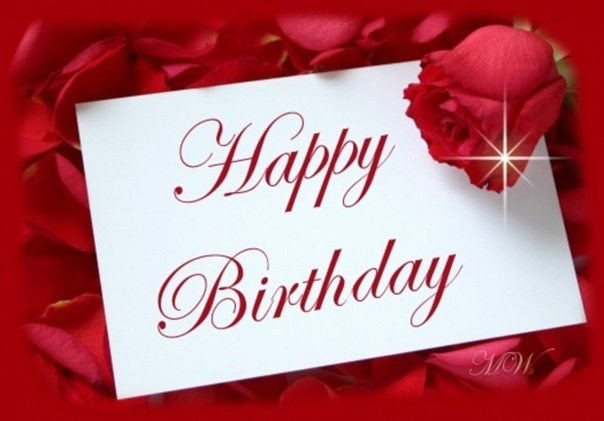 Happy Birthday Wishes English Shayari ~ Best short and sweet birthday wishes for your loved ones