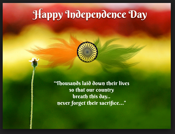 Happy Independence Day Wallpapers
