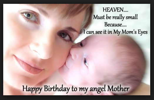 Heart Touching 107 Happy Birthday MOM Quotes from Daughter & Son ...