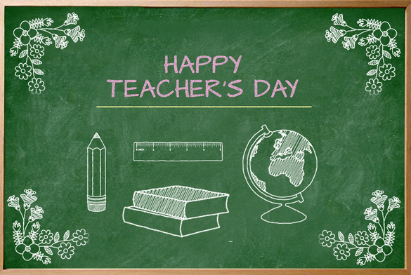 Top 20 Teachers Day Greetings E- Cards Images Pictures ...