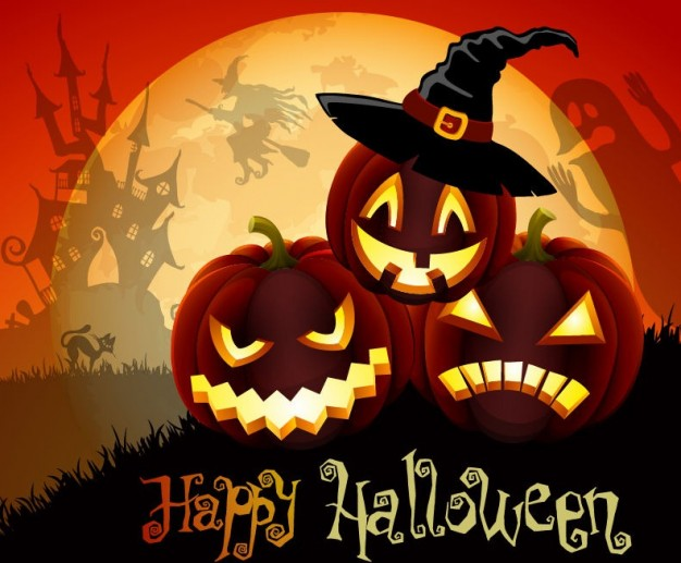 Top 11 Halloween Songs with Lyrics Video- Best Song of Halloween Day for Kids Teens & Adults