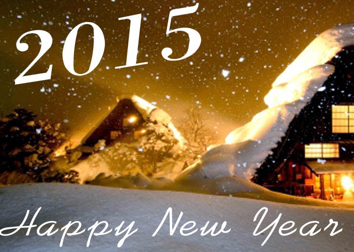 Happy New Year Wallpaper 2015 for pintrest