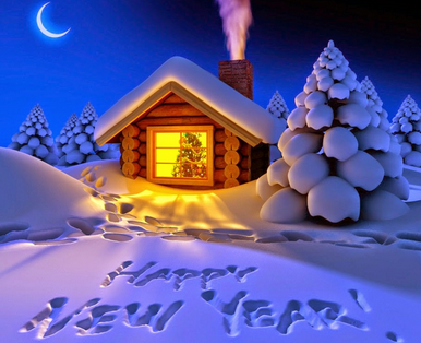 Happy New Year Wallpaper 2015 for tablet