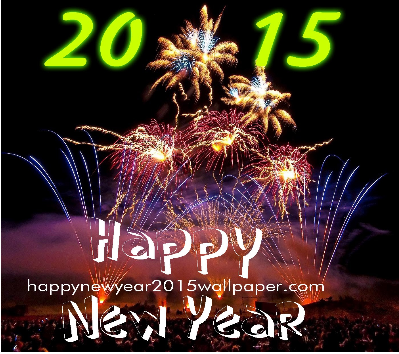 Happy New Year wallpaper 2015 for google+