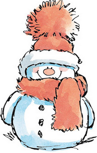 christmas rubber stamps for card making uk