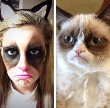 Funny HALLOWEEN Costumes- Last Day Cheap & Easy Costume Ideas Images Makeup
