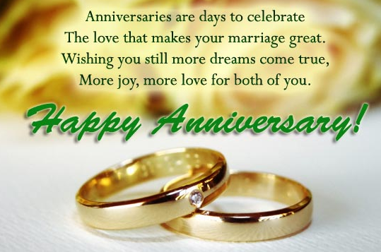 71 Awesome Hy Wedding Anniversary Wishes Greetings Messages Images Sms Pas Sister Wife Husband