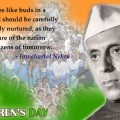 Best Children's Day Speech & Essay in English Pdf Download Chacha Pandit Jawaharlal Nehru India