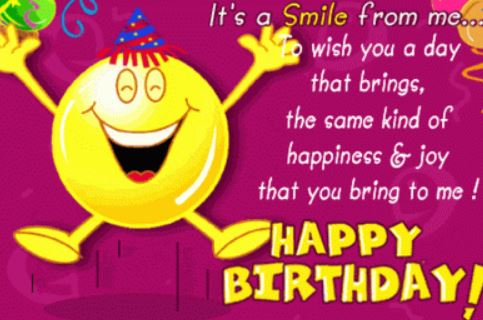 50 Astonishing Happy Birthday Messages SMS for a Friend who is – Birthday Wish Greeting Images