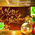 101 Whatsapp Merry Christmas Status Message Update Wishes on X-Mas Latest One Line Messages Collection Greetings to Share Online & Mobile 2014 2015
