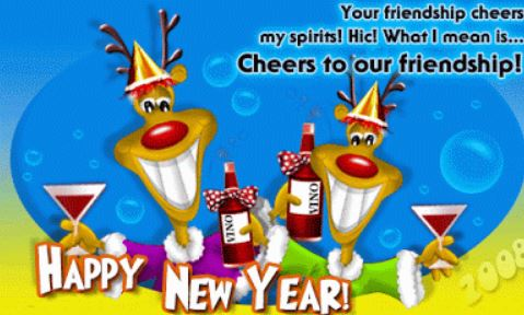 Very Funny New Year 2015 Messages Status SMS for Friends with Images Greetings Whatsapp
