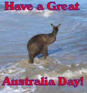 Australia Day 2015 poster
