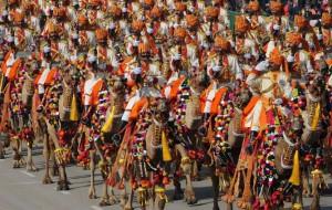 Delhi republic day parade images