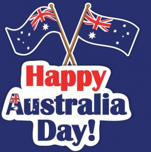 Happy Australia Day Wishes 2015