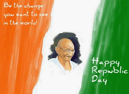 Indian Republic Day 2015 Essay Speech PDF Kids Teachers Students Free Download English Hindi