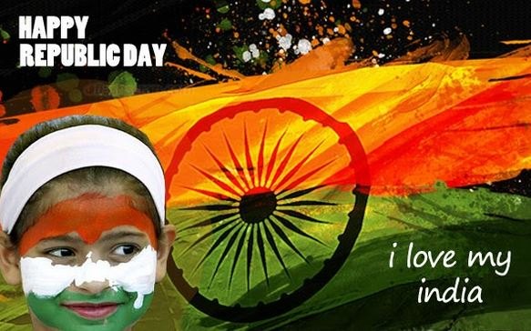 Republic Day Images Greetings Wishes 26th January 2015 Messages SMS Status to Share on Facebook Fb Pictures
