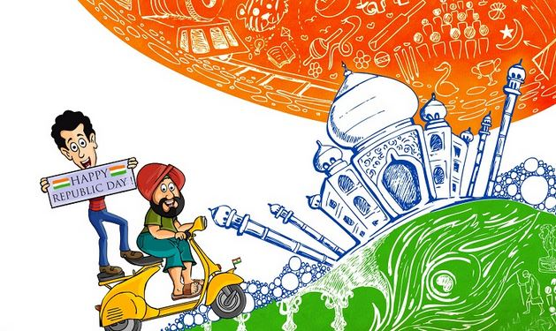 Republic Day drawing competition ideas