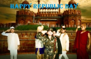 Republic day pictures 2015