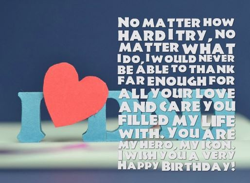 Heart touching 77 happy birthday dad quotes from daughter son to happy birthday dad quotes from daughter son my m4hsunfo