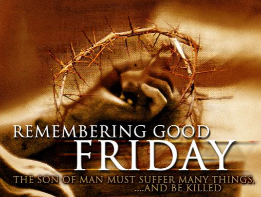 Good Friday Quotes from BIBLE