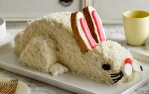 easter recipie bunny cake without egg