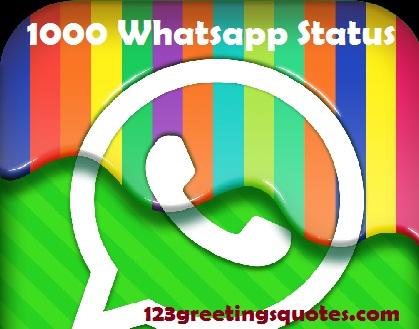 1000-UNIQUE-Whatsapp-Status-Messages-Online-Go-Crazy