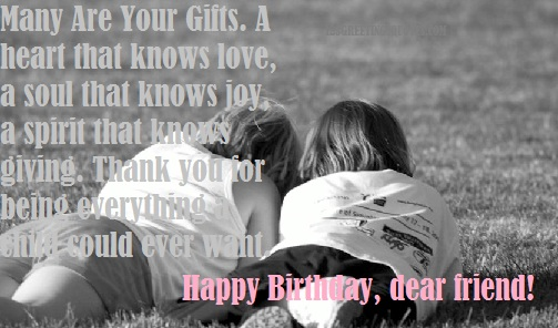 Birthday quotes for best friend best happy bday greetings 50th birthday quotes for special friends thecheapjerseys Images