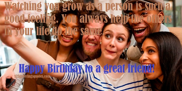 Birthday Quotes For Friends Best Emotional & Funny Wishes