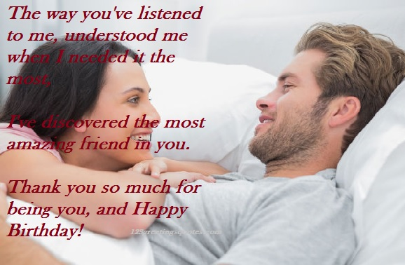 Best Birthday Quotes For Wife From Husband: Birthday Quotes For Husband {By Romantic Wife Love Quote}