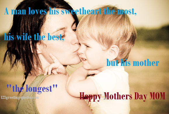 best mothers day quotes from son 2015