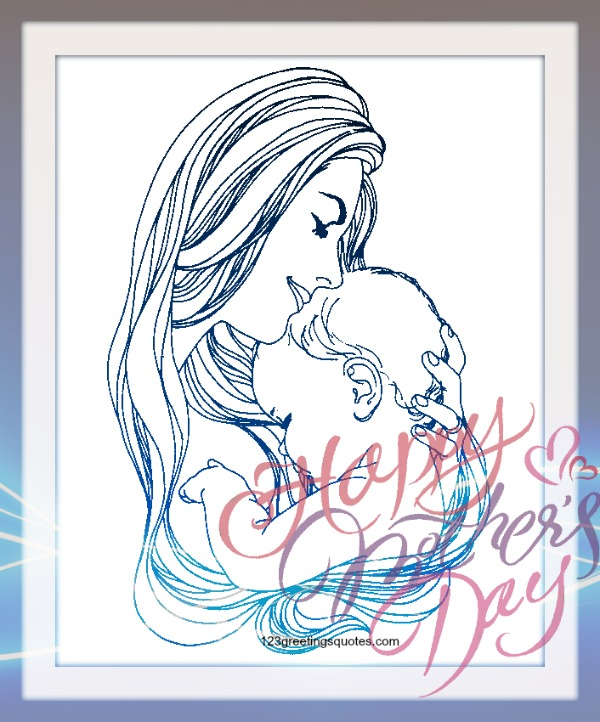 cheap personalised mothers day cards