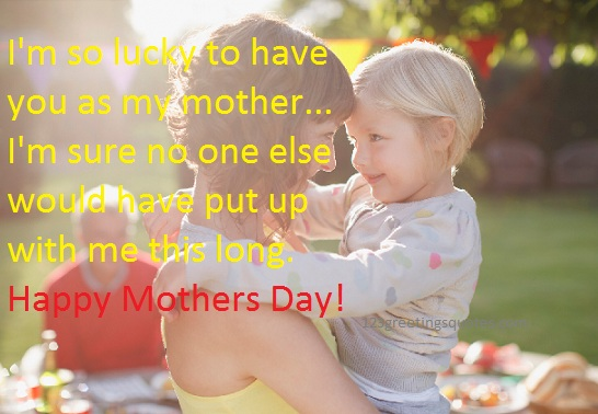 mothers day wishes 2015