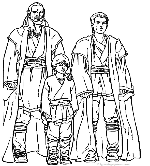 Star Wars Coloring Pages Printable 2 free for kids