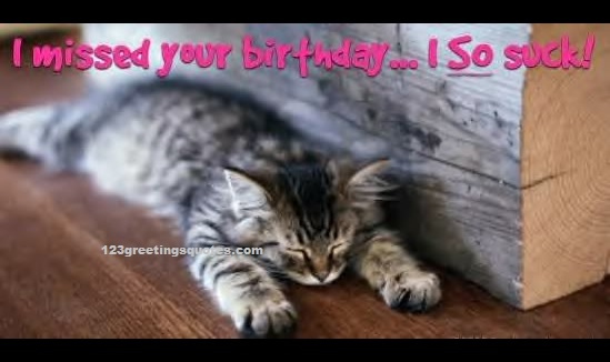 belated birthday wishes for friends
