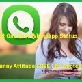 Best One liner Whatsapp Status