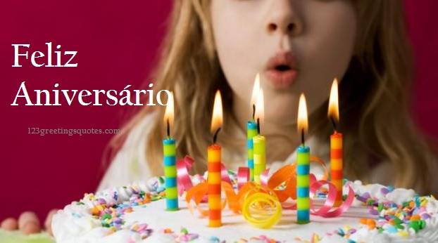 Portuguese Birthday Wishes