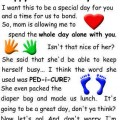 fathers day poems on baby handprints