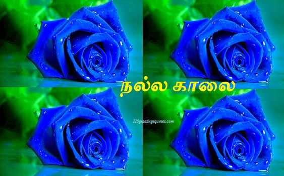 good morning tamil kavithaigal