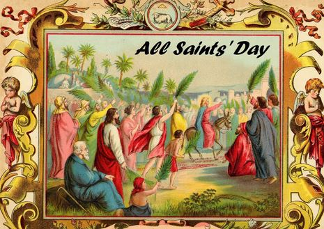 all saints day photos