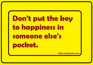 Short Quotes about Happiness