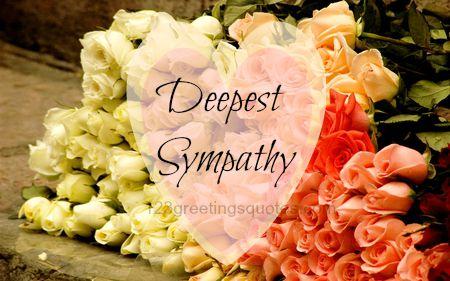Words of Condolence