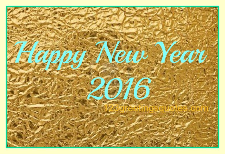 Very Happy new year 2016 first wishes