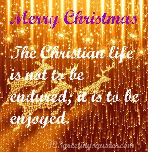 Christmas Quotes for Greeting Cards