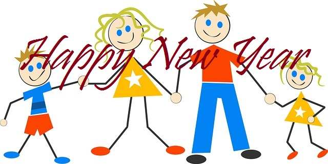 Happy New Year Wishes For Father & Mother Family