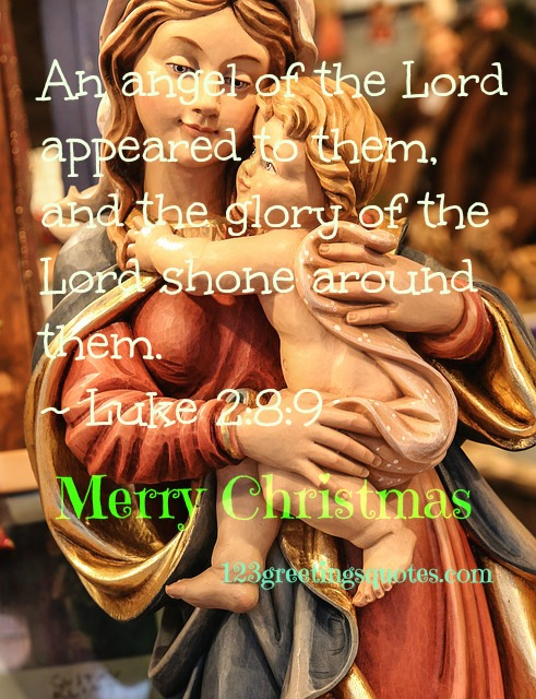 X-Mas Biblical Quotes