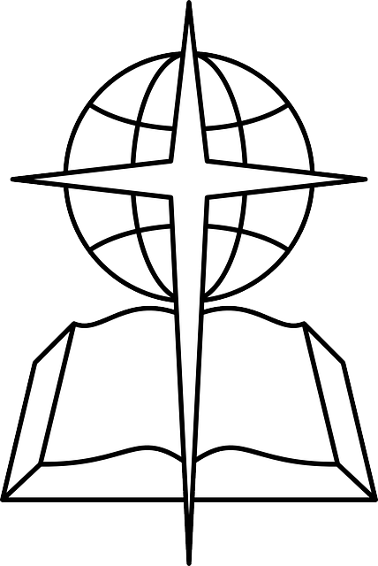 cross Christian Coloring Pages for Kids from Bible