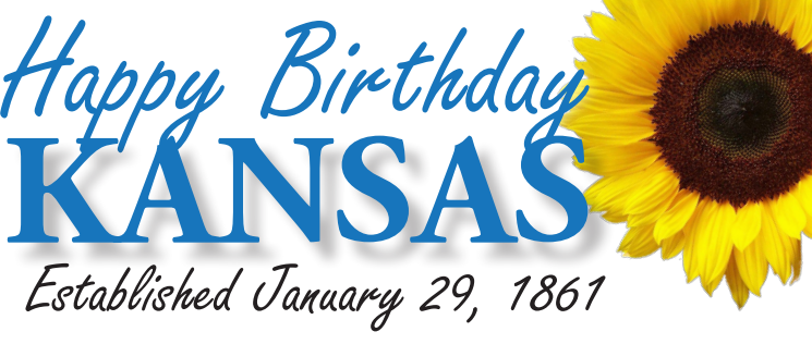 Happy Birthday Kansas Images