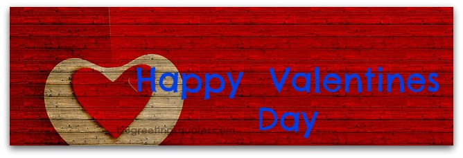 Most Beautiful Valentines Day Facebook Covers - 14 Feb FB Cover Photos Status
