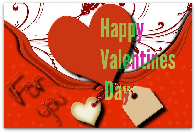 happy Valentines Day images to him on facebook